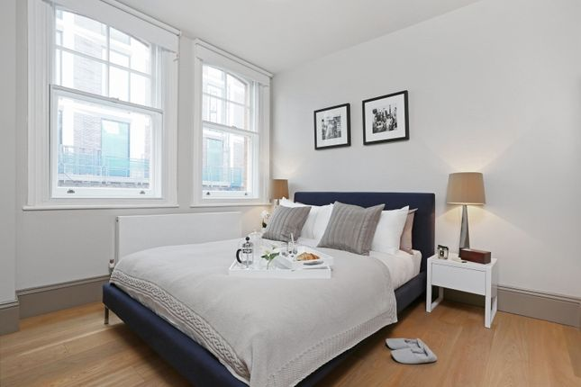 Thumbnail Flat to rent in Goodge Street, London