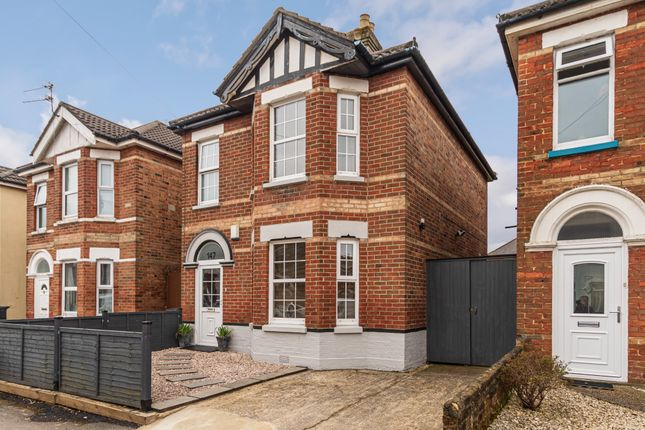 Thumbnail Detached house for sale in Capstone Road, Bournemouth