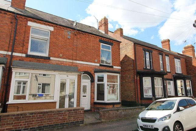 2 bed end terrace house to rent in Gladstone Street, Long Eaton, Nottingham NG10