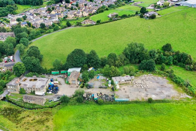Thumbnail Land for sale in Oak Mills, Cliff Hollins Lane, Oakenshaw, Bradford
