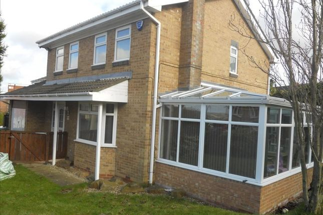 Thumbnail Detached house to rent in Hartside Gardens, Easington Lane, Houghton Le Spring