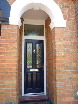 3 bed terraced house to rent in Newport Road, Milton Keynes