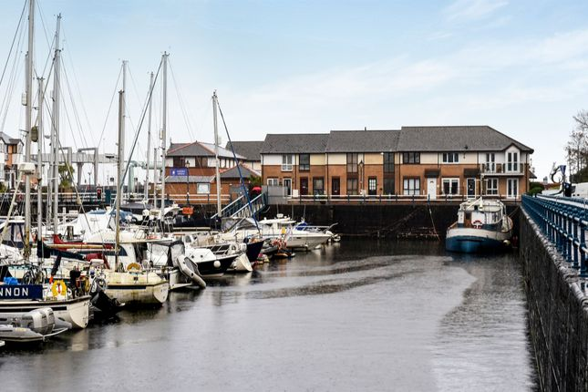 Thumbnail Terraced house for sale in Custom House Place, Penarth
