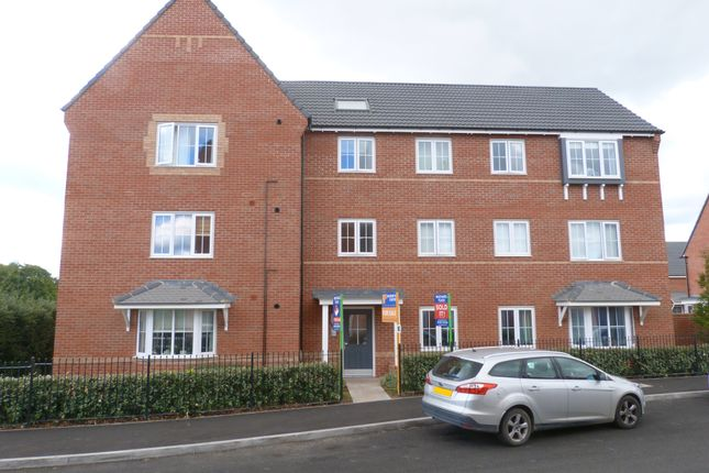 Thumbnail Flat for sale in Winter Gate Road, Longford, Gloucester