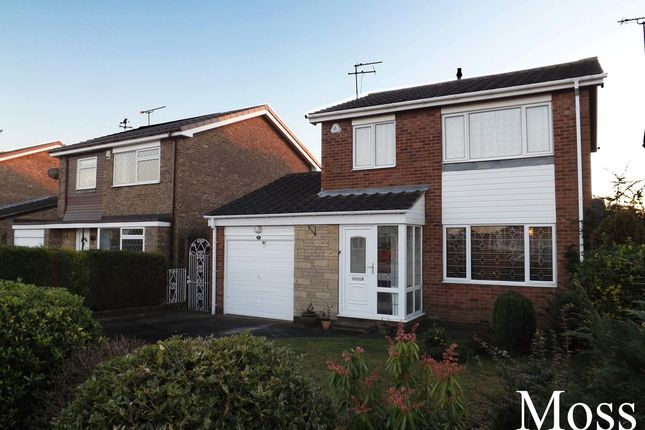 Thumbnail Detached house to rent in Hindburn Close, Doncaster