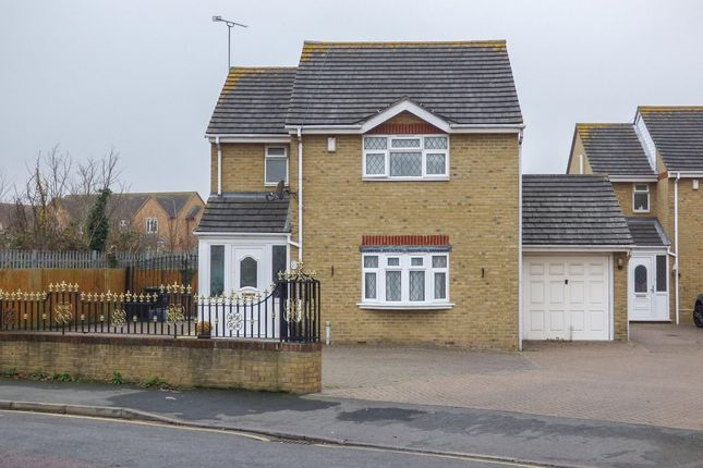 Thumbnail Detached house for sale in Lennox Road, Gravesend