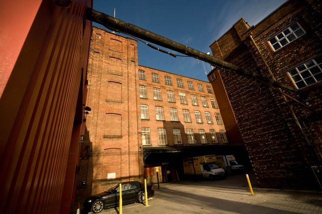 Industrial to let in Hallam Mill, Hallam Street, Stockport