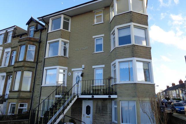 Thumbnail Flat to rent in Grange Street, Morecambe