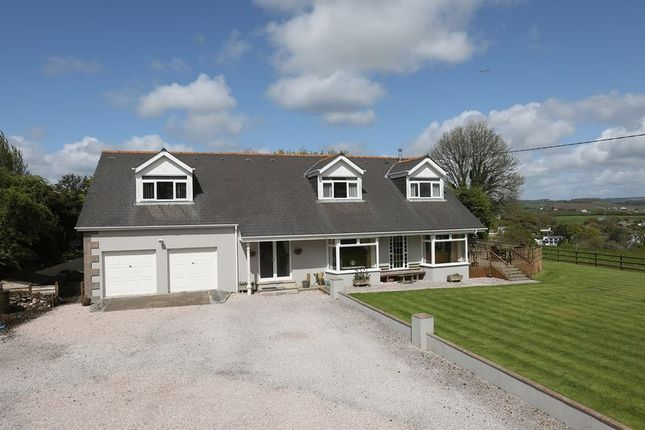 Thumbnail Detached house for sale in Carkeel, Saltash