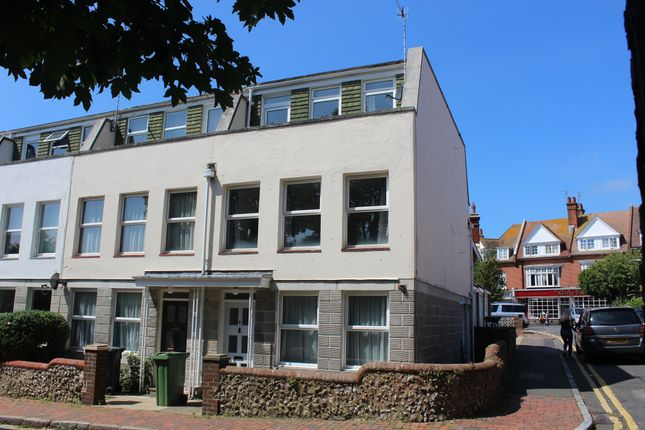 Thumbnail Town house to rent in Derwent Road, Eastbourne