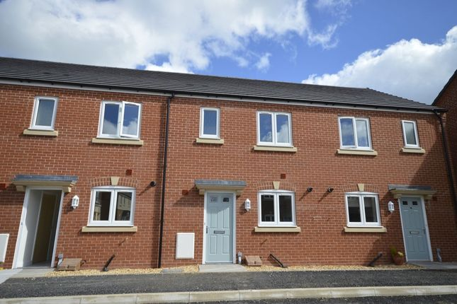 Thumbnail Property to rent in Henry Robertson Drive, Gobowen, Oswestry