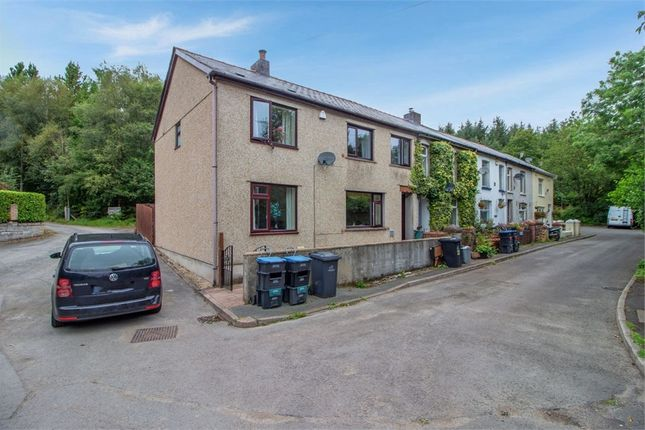 Thumbnail End terrace house for sale in Coalbrook Vale, Nantyglo, Ebbw Vale, Blaenau Gwent