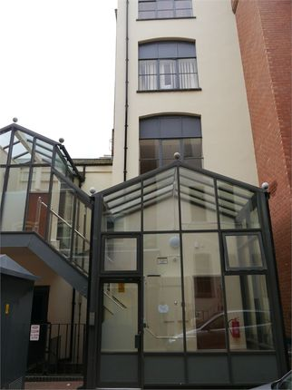 Thumbnail Flat to rent in Castle Gate, West Wing 2nd Floor, City Centre, Nottingham