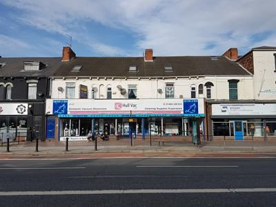 Thumbnail Commercial property for sale in 23-27 Holderness Road, Hull, East Yorkshire