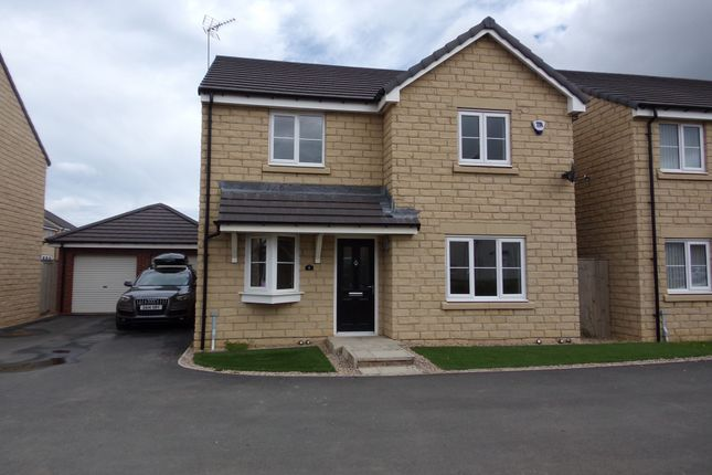 Thumbnail Detached house for sale in Whittle Rise, Blyth