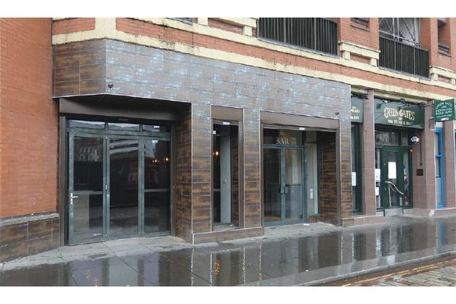 Thumbnail Pub/bar to let in Restaurant & Bar Premises, 26, Candleriggs, Merchant City, Glasgow, City Of Glasgow, UK