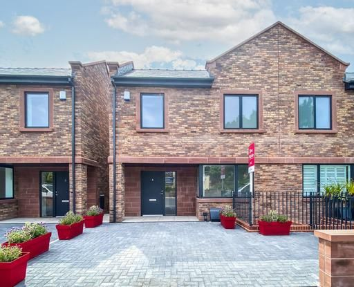4 bed semi-detached house for sale in Village Mews, Caldy Road, West Kirby, Wirral, Merseyside CH48