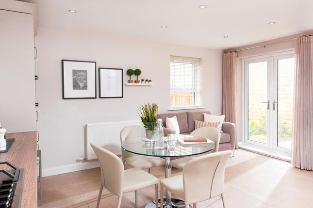 """Thumbnail Detached house for sale in """"Lincoln"""" at Church Road, Webheath, Redditch"""
