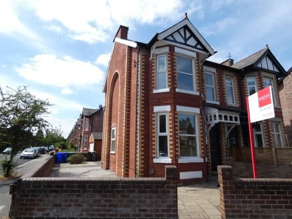Thumbnail Semi-detached house for sale in Corkland Road, Chorlton, Manchester, Greater Manchester