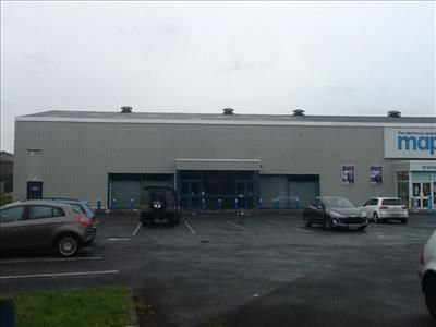 Thumbnail Warehouse to let in Unit 8B St David's Retail Park, Enterprise Park, Swansea, Swansea