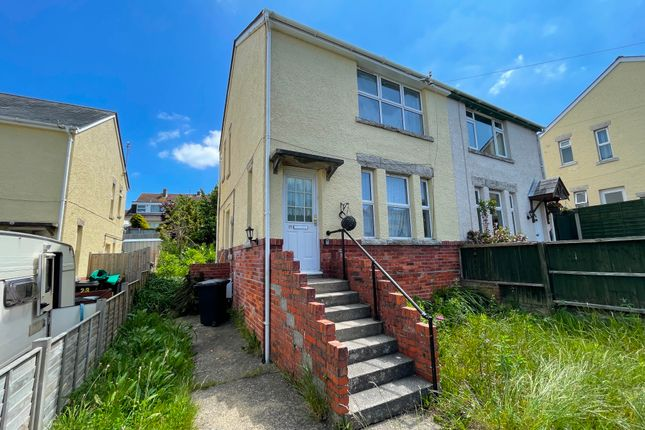 Thumbnail Semi-detached house for sale in Days Road, Swanage