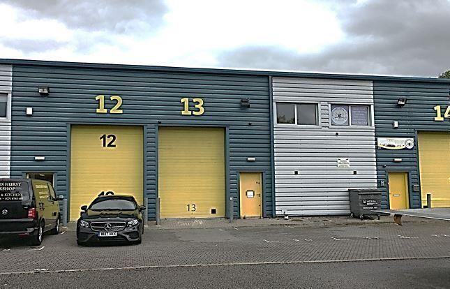 Thumbnail Industrial to let in Unit 13, Horizon Business Centre, Alder Close, Erith, Kent