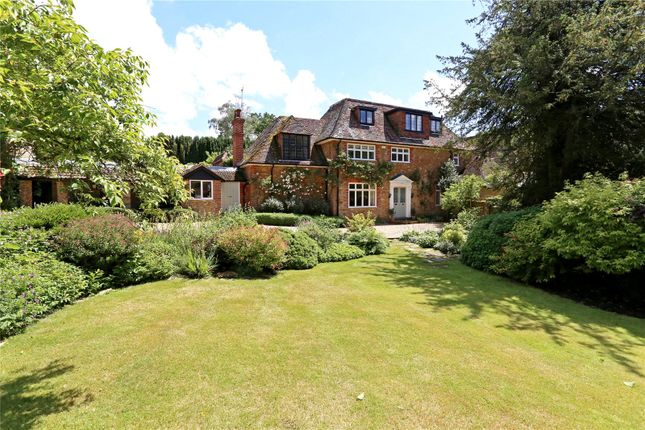 Thumbnail Semi-detached house for sale in Bramshott Court, Tunbridge Lane, Bramshott, Liphook