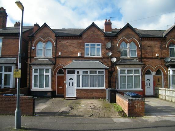 Front of Wilton Road, Handsworth, Birmingham, West Midlands B20