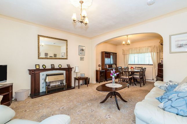 Living Room of Pine Grove, Chorley, Lancashire PR6