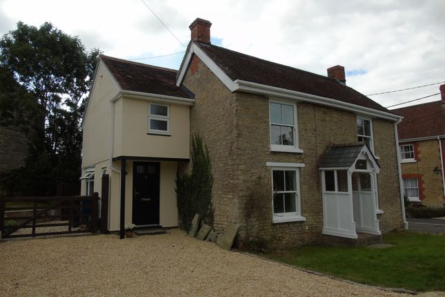 Thumbnail Detached house for sale in Bay Road, Gillingham, Dorset