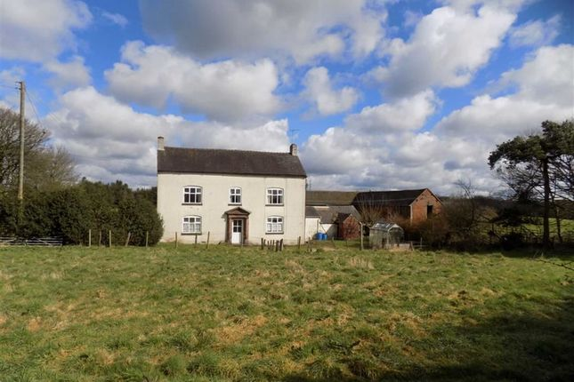 Thumbnail Detached house for sale in Caverswall Common, Caverswall, Staffordshire