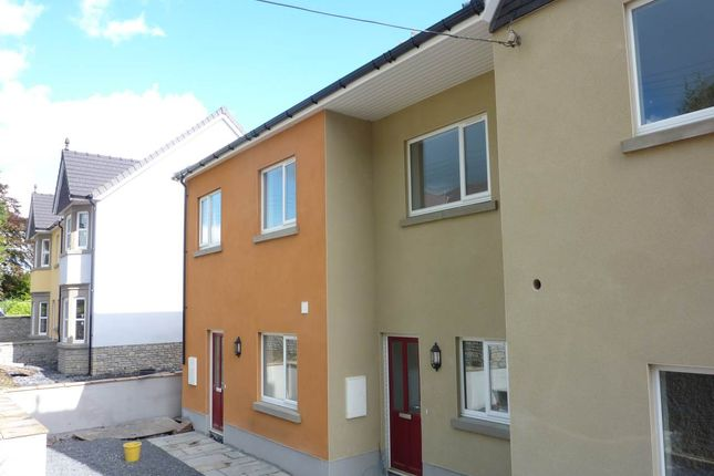 Thumbnail Flat to rent in Bronwydd Road, Carmarthen