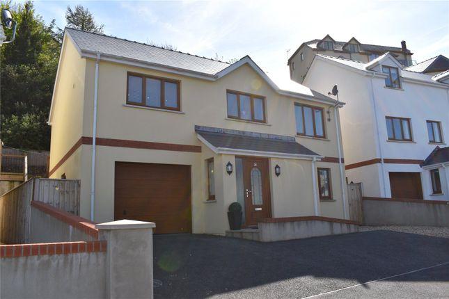 Thumbnail Detached house to rent in St. Patricks Hill, Llanreath, Pembroke Dock