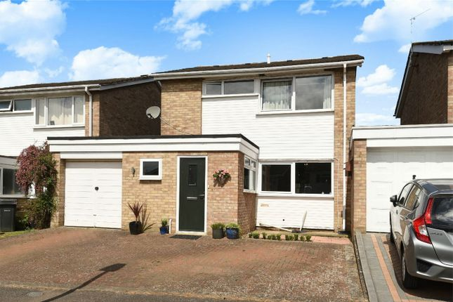 Thumbnail Detached house for sale in Dewlands, Oakley, Bedford