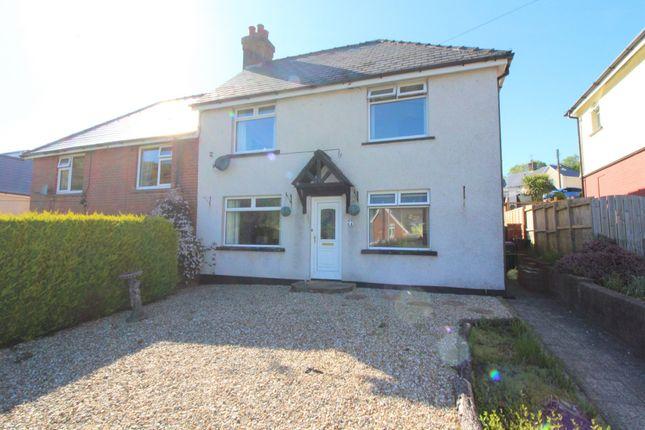 Thumbnail Semi-detached house for sale in Waunddu, Pontnewynydd, Pontypool