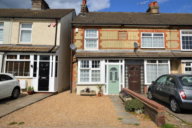 2 bed end terrace house for sale in New Road, Croxley Green, Rickmansworth WD3