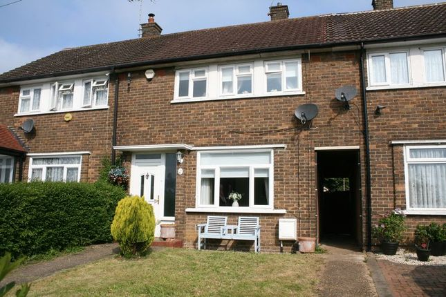 Thumbnail Terraced house for sale in Coram Green, Hutton, Brentwood