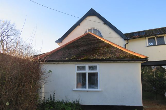 Thumbnail Cottage for sale in The Street, Redgrave, Diss