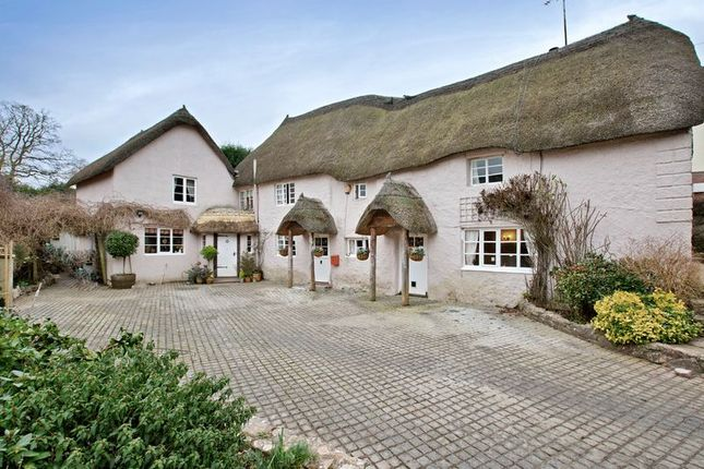 Thumbnail Detached house for sale in Abbotskerswell, Newton Abbot