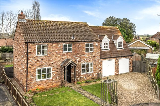 Thumbnail Detached house for sale in Old School Lane, Billinghay