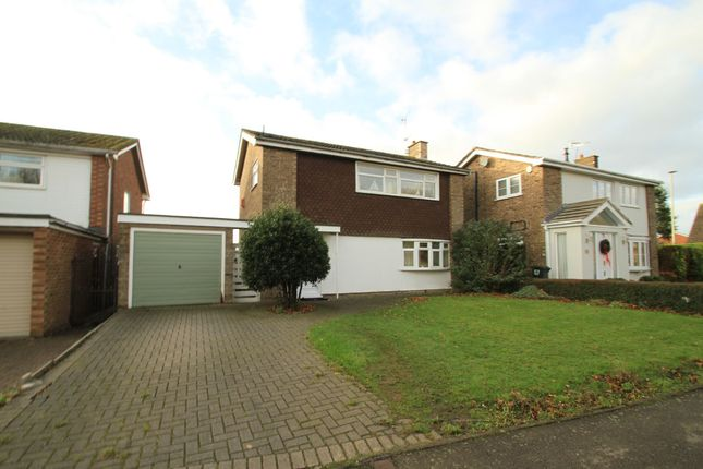 Thumbnail Detached house to rent in Park View, Leicester