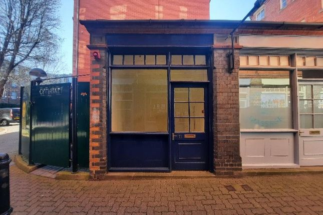 Thumbnail Retail premises to let in Unit 11, The Hopmarket, Worcester, Worcestershire