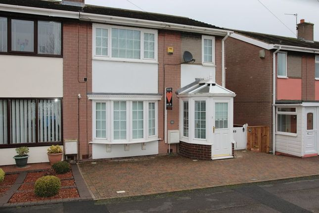 Thumbnail Semi-detached house for sale in Station Estate North, Murton, Seaham