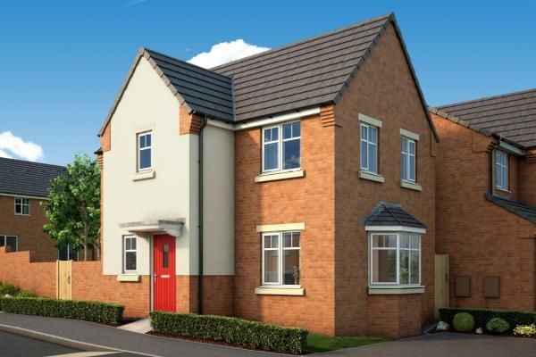 "Thumbnail Property for sale in ""The Pine At Willows, Dudley"" at Middlepark Road, Dudley"