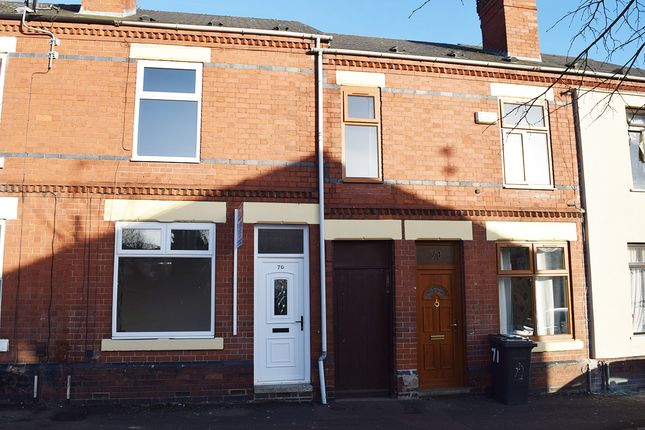 Northumberland Street, New Normanton, Derby DE23
