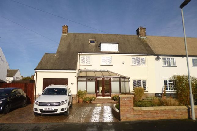 Thumbnail Semi-detached house for sale in Dene Hall Drive, Bishop Auckland