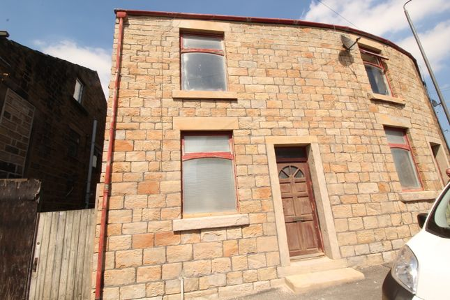 Thumbnail Terraced house for sale in Woolley Bridge Road, Hadfield, Glossop