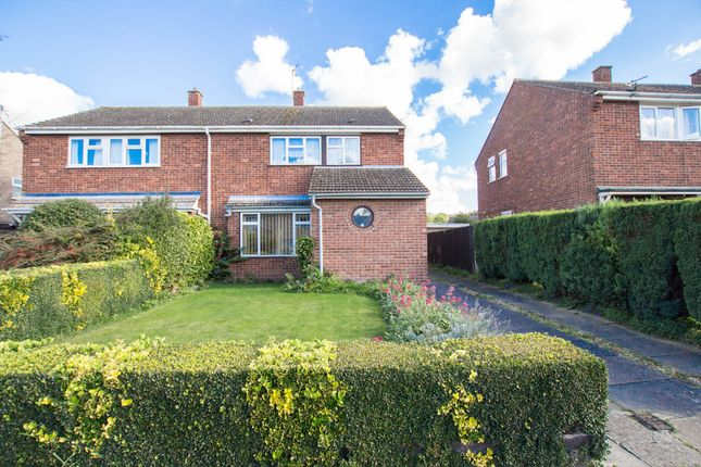 Thumbnail Semi-detached house for sale in Glenacre Close, Cherry Hinton, Cambridge