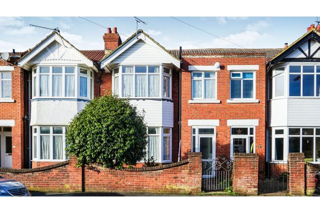 Thumbnail Terraced house for sale in Whithedwood Avenue, Southampton