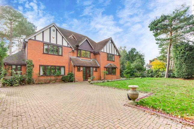 Detached house to rent in Beechwood Avenue, Weybridge